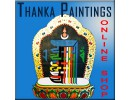 Thanka Paintings online shop & art for buddhist thangkas.